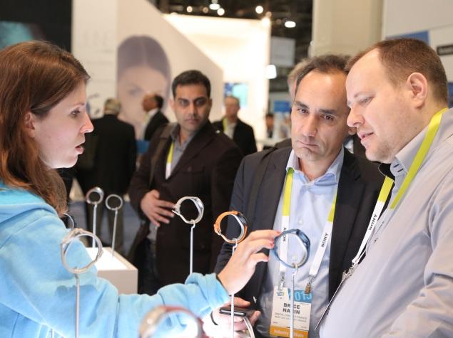 CES 2015 Wearables Roundup