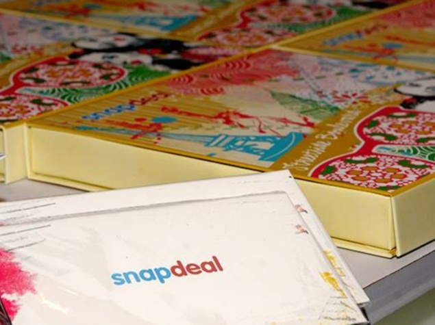 Snapdeal Enters Hyperlocal Delivery Space With 'Instant'