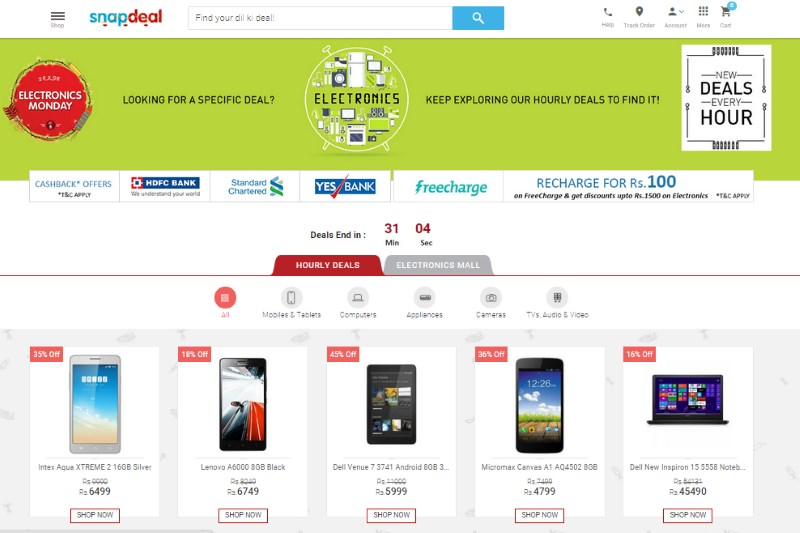 Snapdeal Diwali Sale: Exaggerated Discounts Dampen the Spirit of Electronics Monday