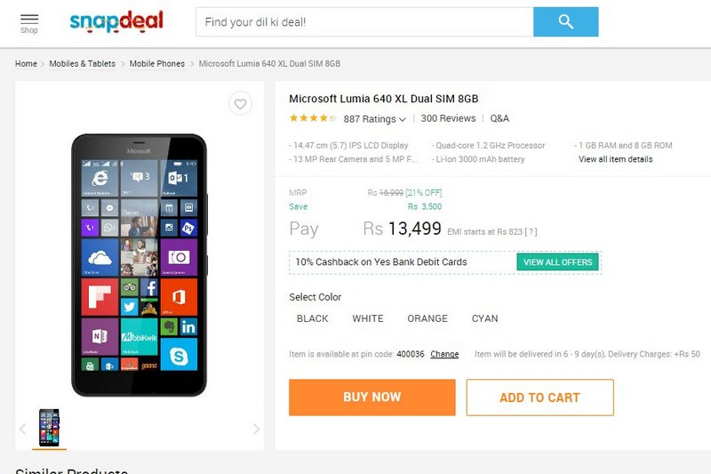 snapdeal_sale_microsoft_lumia640xl.jpg