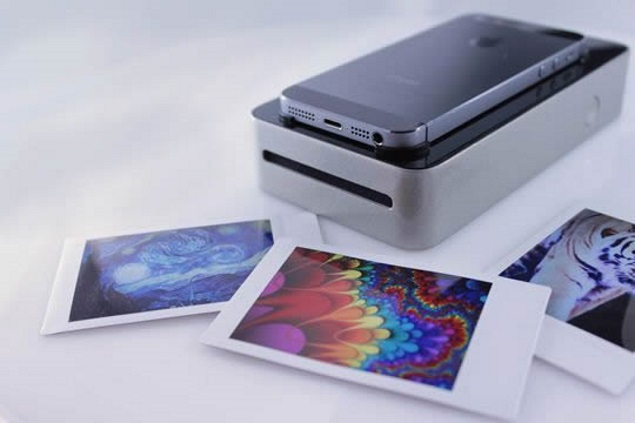instant photo printer for iphone snapjet can scan and print pictures of your phone screen 17325
