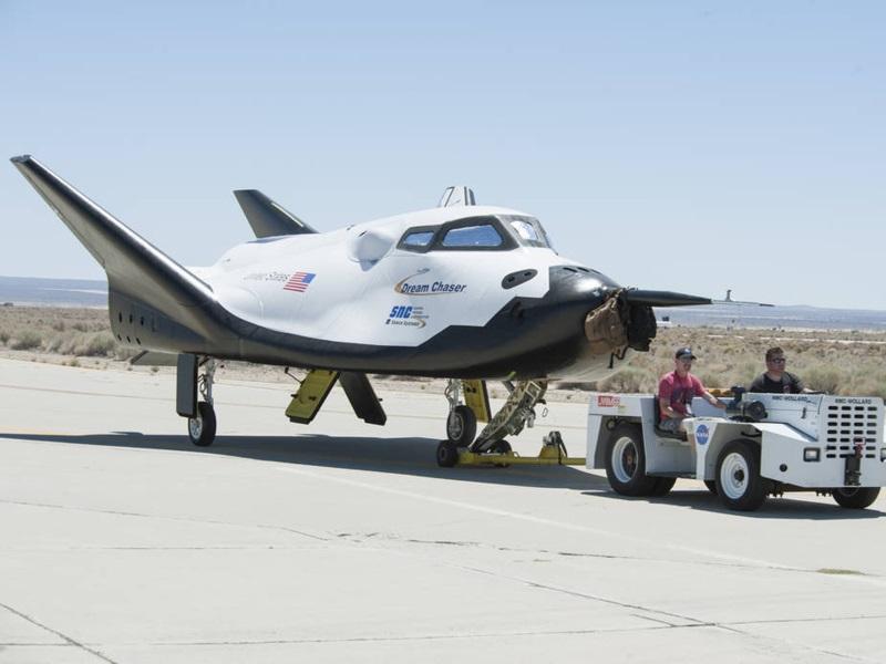 Newcomer Sierra Nevada to Supply ISS Alongside SpaceX, Orbital: Nasa