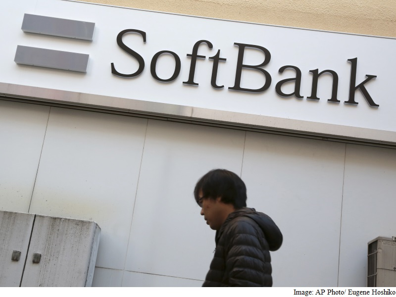 SoftBank Says Its India Investments May Surpass $10 Billion