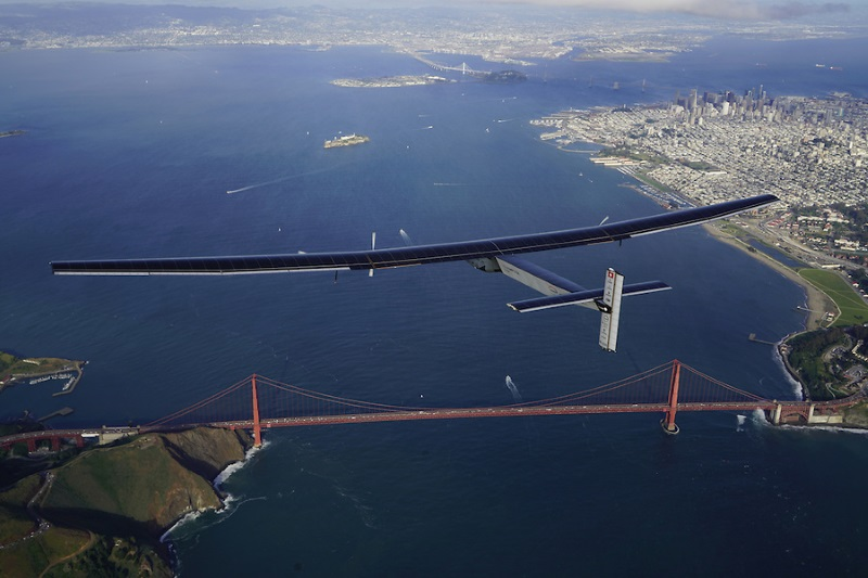 Solar Impulse 2 Pilots Say Voyage Was Also a Test of Human Endurance