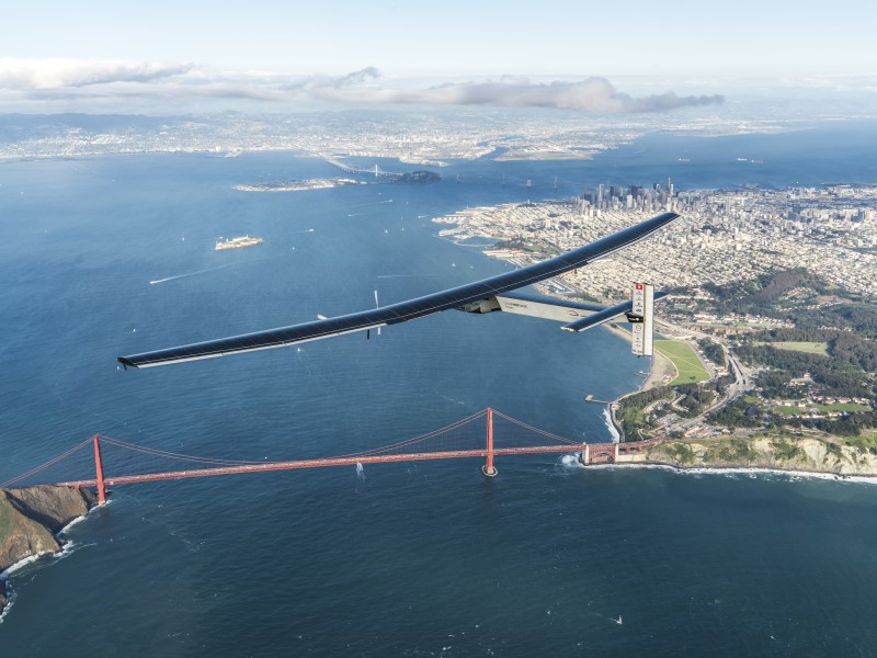 Why Solar-Powered Planes Are Still a Long Way From Carrying Passengers