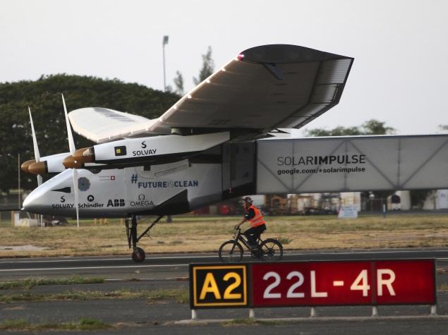 Solar Impulse 2 Ready To Fly Again By April 20: Spokeswoman