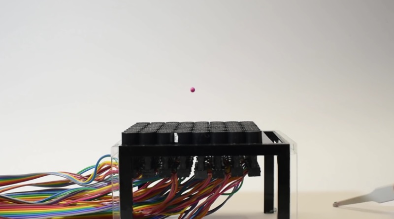 World's First Sonic Tractor Beam Lifts Objects With Sound