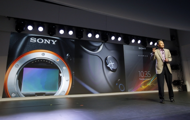 Sony is on track for comeback: CEO