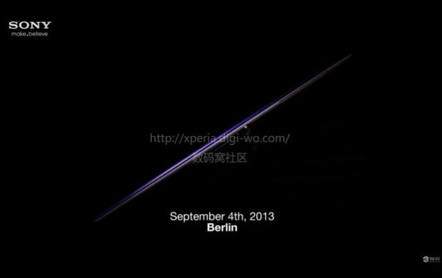 Purported teaser image of Sony Xperia 'Honami' surfaces online, points to IFA launch