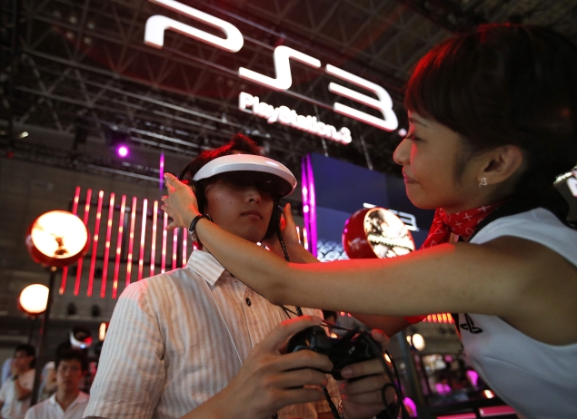Sony's PS3 outsells Nintendo's Wii U over Black Friday week