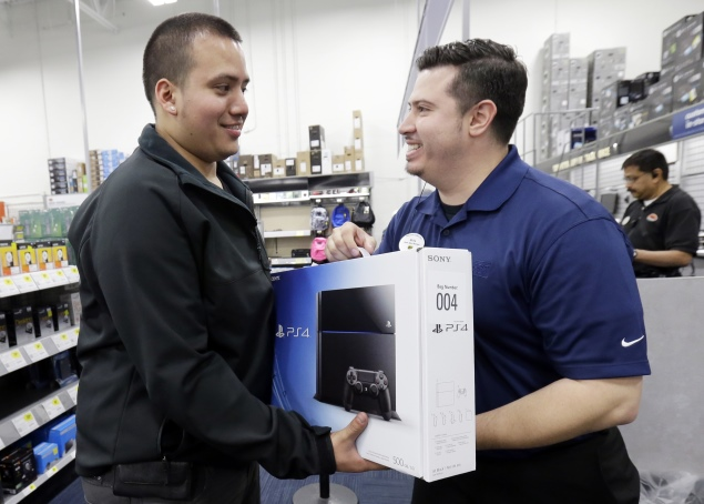 PlayStation 4 sales top 1 million units in first 24 hours: Sony