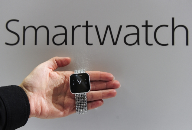 Smart watch that alerts you if you're too drunk to drive