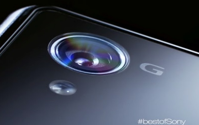 Sony Xperia Honami aka Xperia Z1's latest teaser reveals rear camera with G lens