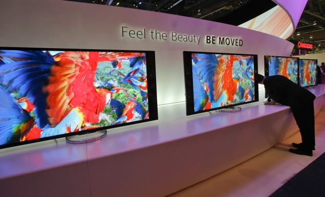 4 gadgets that defined Las Vegas CES 2013