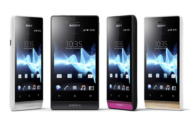 Sony reveals Android 4.1 upgrade schedule for Xperia smartphones