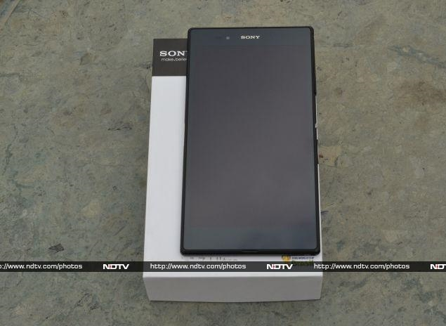 sony xperia z ultra review ndtv. Black Bedroom Furniture Sets. Home Design Ideas