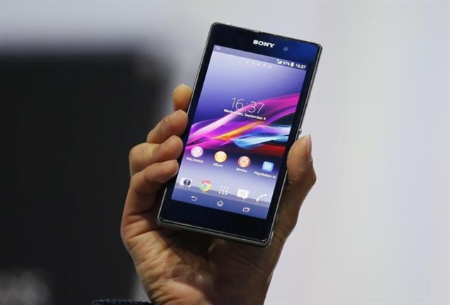 With Xperia Z1, Sony intensifies push for top three ranking in smartphone race