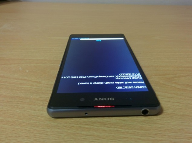 Sony Xperia Z2 'Sirius' purportedly leaked in images, screenshots
