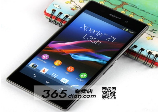 sony xperia z1 39 s high resolution images surface ahead of. Black Bedroom Furniture Sets. Home Design Ideas