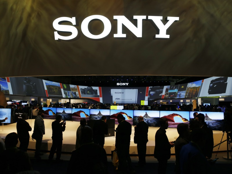Sony Sees Strong Sales of PS4 Games, Smartphone Image Sensors in Q4