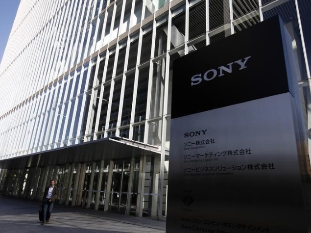 Sony Quarterly Profit More Than Triples on Camera Sensors, Video Games