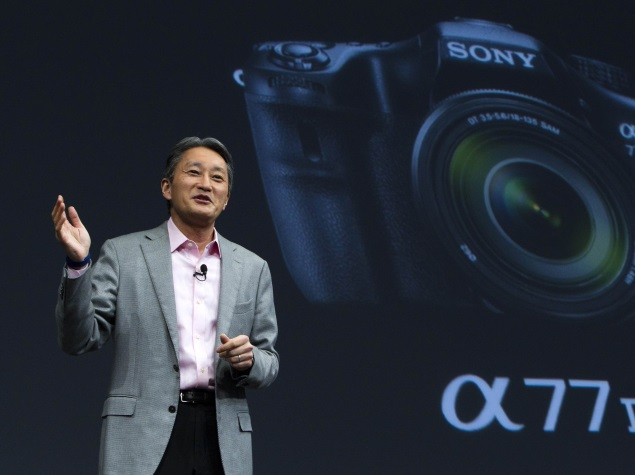 Sony CEO Eyes Options as Pressure Mounts on Weak Mobile, TV Businesses