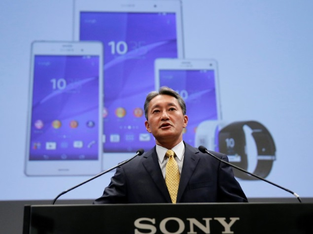 Sony CEO Praises Employees, Partners for Standing Up to Hackers