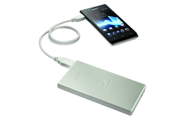 Sony launches CP-F1L, CP-F2L portable chargers
