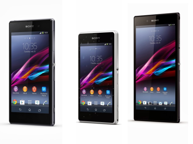 Sony Xperia Z1, Xperia Z1 Compact, Xperia Z Ultra start receiving Android 4.4 KitKat