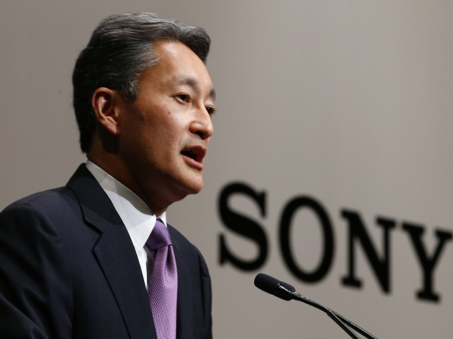Sony Should Have Acted Sooner, But Will Return to Profit in 2015: CEO