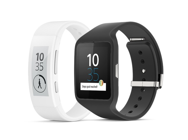 Sony Launches SmartBand Talk and SmartWatch 3 Wearables at IFA