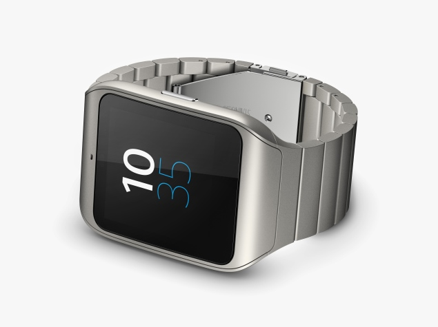 Sony Steel Edition SmartWatch 3, Walkman NWZ-ZX2 Launched at CES 2015