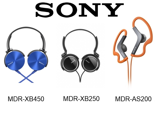 Sony Launches New Affordable Earphones and Headphones in India