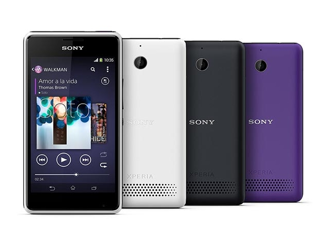 Sony Xperia E1, Xperia E1 Dual Start Receiving Android 4.4 KitKat Update