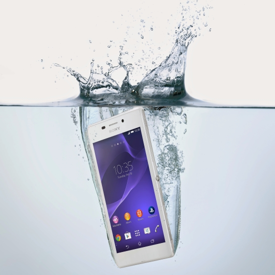 buy popular 25914 9e182 Sony Launches Xperia M2 Aqua 'Waterproof Smartphone for Everyone ...