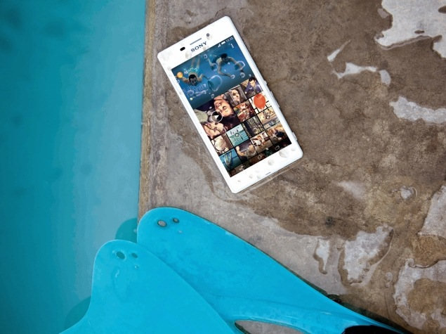 Sony Launches Xperia M2 Aqua 'Waterproof Smartphone for ...
