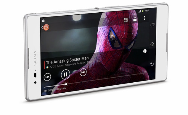 Sony Xperia T2 Ultra Dual with 6-inch HD display launched at Rs. 25,990