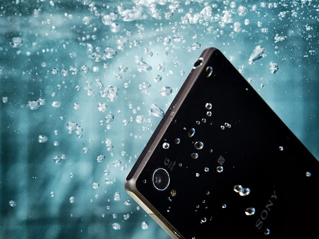 Sony Xperia Z1 Can No Longer Be Called 'Waterproof' in ...