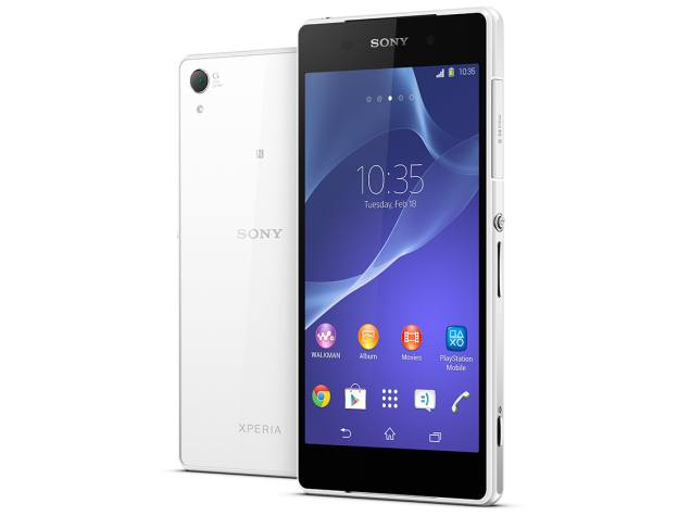 Sony Xperia Z2 with 5.2-inch display, 4K ultra-HD recording launched