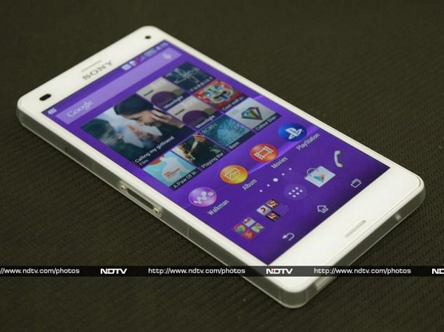 Sony Unlikely to Enter Sub-Rs  10,000 Smartphone Market Anytime Soon