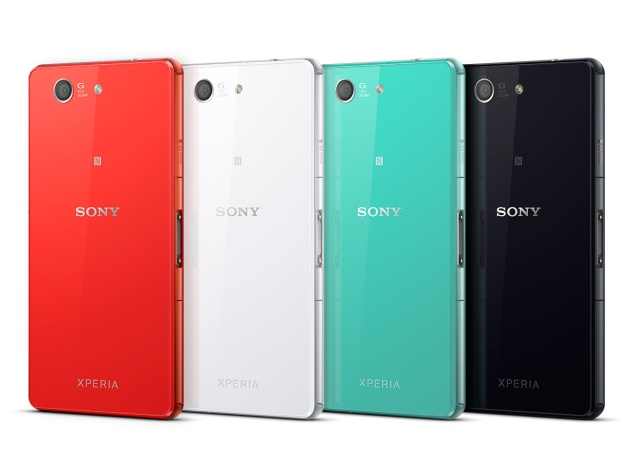 Sony Xperia Z3 Compact With 4.6-Inch HD Display Launched