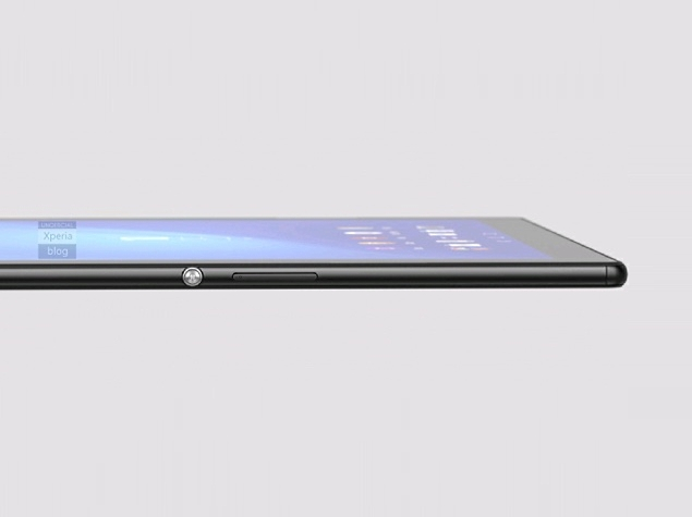 Sony Xperia Z4 Tablet With 2K Display Briefly Listed by Firm Ahead of Launch