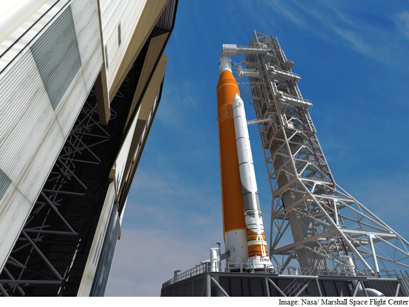 Nasa Clears Another Hurdle for Its Mega Spacecraft to Mars
