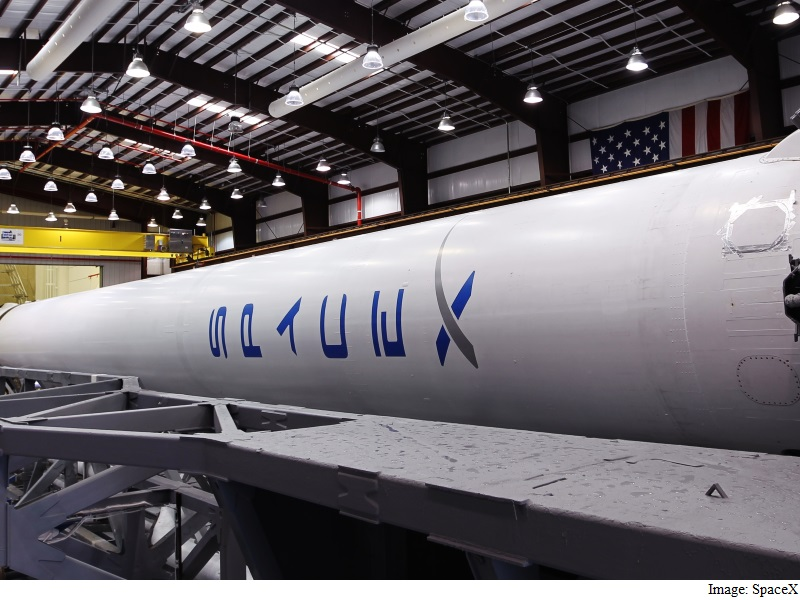 SpaceX to Launch Japanese Satellite Early Friday