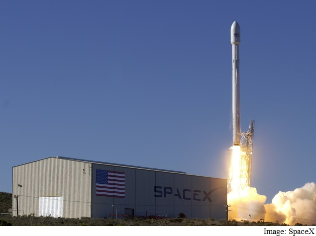 SpaceX Rocket Blasts Off With DSCOVR Deep-Space Observatory