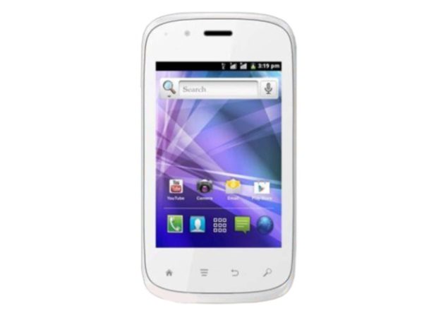 Spice Smart Flo Edge with Android 2.3 launched at Rs. 3,299