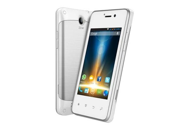 Spice Smart Flo Mettle 3.5X with Android 4.2 available online at Rs. 3,549