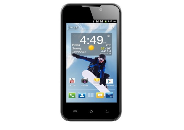 Spice Stellar Nhance 2 dual-SIM smartphone available online for Rs. 5,899