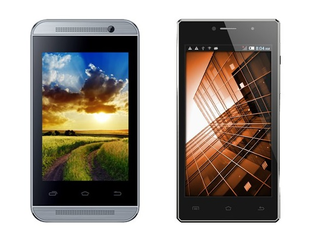 Spice Smart Flo Mi-359 and Stellar 451 3G With Android 4.4 KitKat Launched