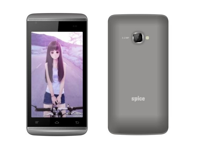 Spice Stellar 440 With Analog TV, Dual-Front Speakers Launched at Rs. 5,249
